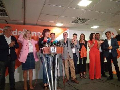 Valle Miguelez, Garaulet, Franco y Martínez Vidal, conforman el Comité Autonómico de negociación de gobiernos de Cs