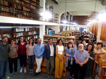 La Biblioteca de Cultura Artesana renueva el certificado de calidad de  la Asociación Española de Normalización