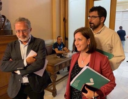 """PSOE y VLTP acercan """"posturas"""" en la negociación y muestran acuerdo en numerosos asuntos"""