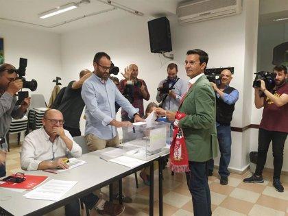 """Cuenca (PSOE): La postura nacional de Cs """"abre el camino"""" al diálogo en el Ayuntamiento de Granada"""