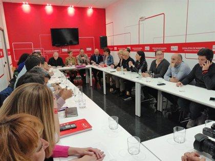 """PSN afirma que """"cumplirá"""" su """"compromiso"""" de liderar un gobierno """"progresista y de izquierdas"""" en Navarra"""