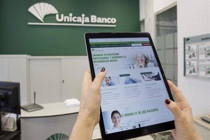 Unicaja Banco reafirma su apuesta por empresas y refuerza el acceso a servicios en su aplicación móvil de banca digital