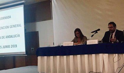 Reunión de coordinación en Antequera de los interventores de la Junta, que trabaja en dotarles de un nuevo reglamento