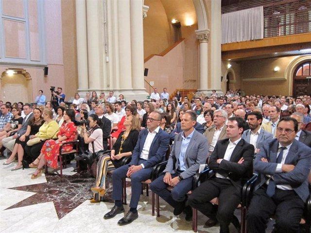 El Gobierno de Aragón reconoce la excelencia y el compromiso de la comunidad educativa