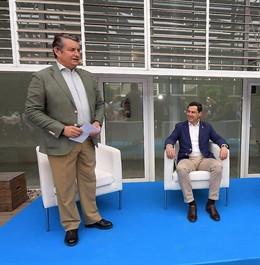 Cádiz.-26M.- PP ratifica su compromiso para que el campo de fútbol once de Algodonales sea una realidad ya