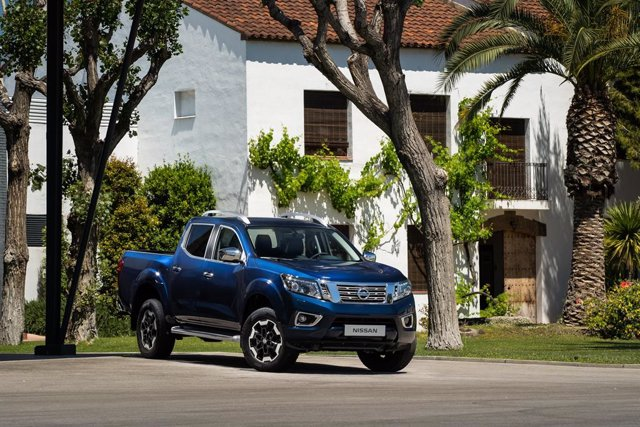 Economía/Motor.- Nissan presenta el nuevo Navara, fabricado en Barcelona y disponible desde el 1 de julio
