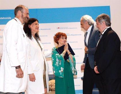 Homenaje a la mujer trasplantada más longeva del mundo en el Puerta de Hierro: tiene 71 años y lleva 50 con riñón donado
