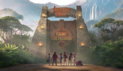 La serie de animación de Jurassic World que llegará a Netflix en 2020