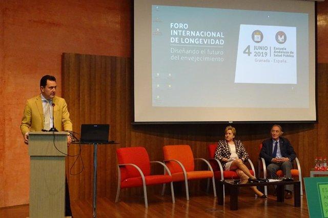 Granada.- La EASP acoge el Foro Internacional de Longevidad dirigido a profesionales