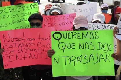 Ciudad de México despenaliza el trabajo sexual como medida de choque contra la trata