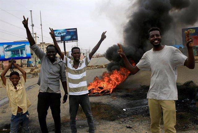 Sudán.- El principal grupo opositor en Sudán pide una investigación internacional de la muerte de manifestantes