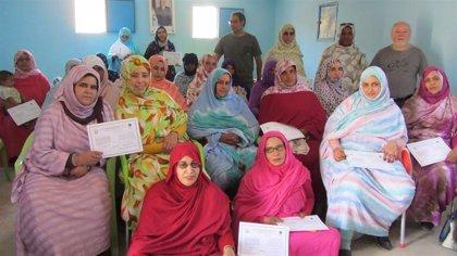 Un profesor de la UPNA realiza un proyecto de mejora de infraestructuras y uso del agua en los campamentos del Sahara