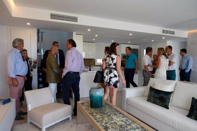 Málaga.- Grupo Insur reúne en Marbella a los principales agentes inmobiliarios de la costa para presentar Elements