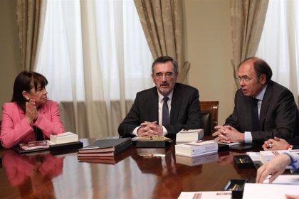 El Senado revisa este miércoles los efectos de la suspensión de Romeva y la formación del grupo de ERC sin él