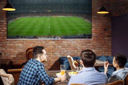 Más de la mitad de los hosteleros no aprecia diferencia de facturación en las jornadas en las que ofrece fútbol en TV