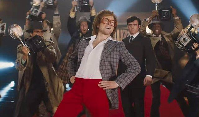 Rocketman: ¿Qué es verdad y qué ficción en el biopic de Elton John?