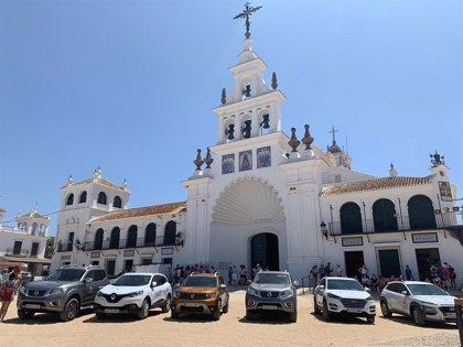 Ayuntamiento de Almonte (Huelva) firma un convenio con Syrsa Automoción, que aporta seis coches al Plan Aldea
