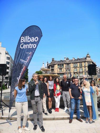 Un centenar de establecimientos participarán este viernes en la 'Bilbao Shopping Night'