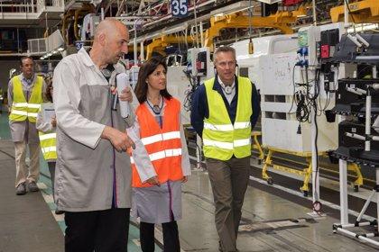 La planta de Vigo de PSA reduce un 18% el consumo energético en la producción de vehículos en 5 años