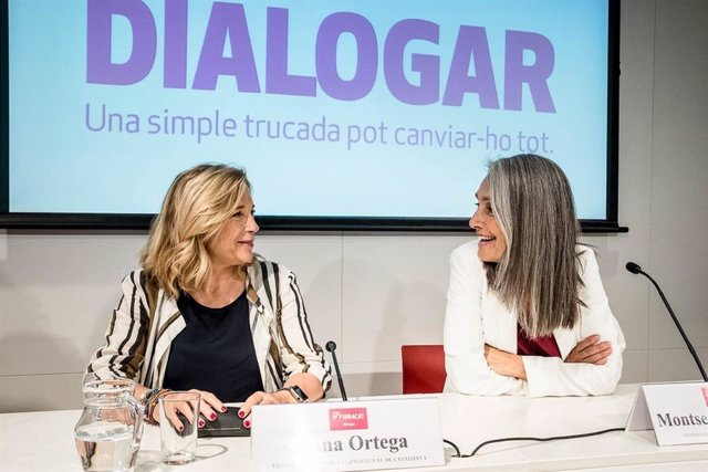 Ortega y Nebrera defienden el diálogo como solución a la situación en Catalunya