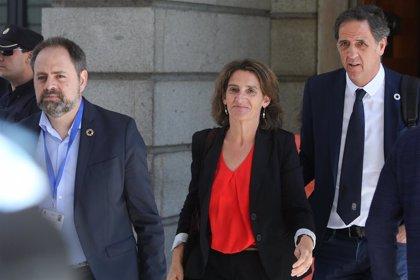 Ribera pide a futuros presidentes autonómicos y alcaldes recuperar la defensa del Medio Ambiente y evitar la demagogia