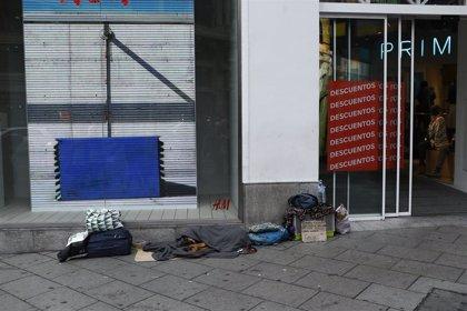 El 17% de las mujeres 'sin techo' de Barcelona lo son a causa de la violencia machista