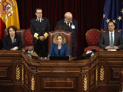 Los letrados del Congreso abogan por no bajar la mayoría absoluta porque los suspendidos siguen siendo diputados