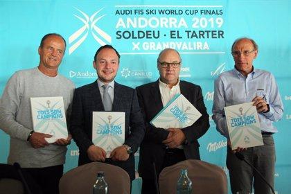 Las finales de la Copa del Mundo de esquí en Grandvalira (Andorra) generaron un impacto mediático de 17,2 millones