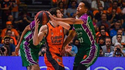 Valencia Basket saca el último billete para semifinales