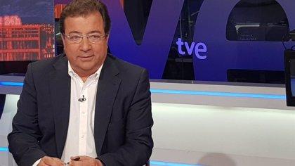 """Vara sobre los pactos en Cáceres y Badajoz: """"Cuidado con decisiones tomadas desde Madrid que la gente no entienda"""""""