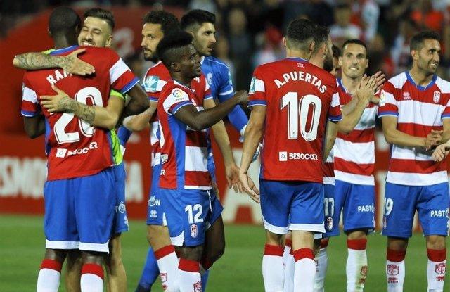 Fútbol/Liga 123.- (Crónica) El Granada regresa a Primera dos años después
