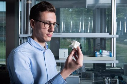 Desarrollan un nuevo material con memoria, con aplicaciones en medicina