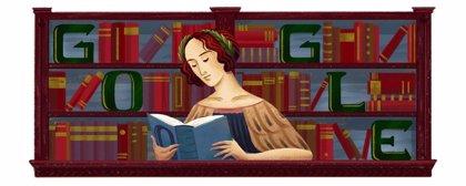 Google homenajea con un 'doodle' a Elena Cornaro, la primera mujer en doctorarse en filosofía por una universidad