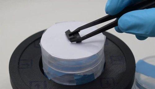 Nuevo material con memoria de forma que se activa por magnetismo