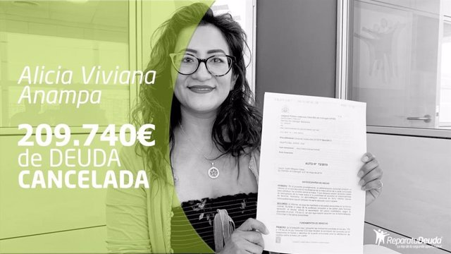 COMUNICADO: Queda libre de una hipoteca de 209.740€ gracias a la Ley de Segunda Oportunidad