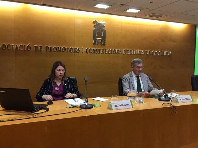 Gifreu (AHC) flama al sector privat a collaborar amb la Generalitat per crear habitatge públic