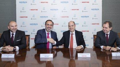 Mapfre y Santalucía se alían para desarrollar conjuntamente su negocio funerario en España