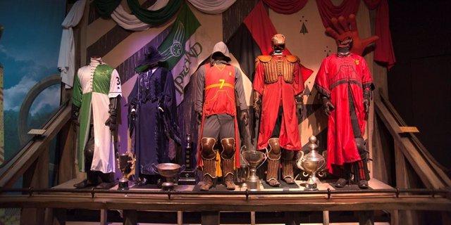Cultura.-La exposición de Harry Potter se prolonga en València hasta el 11 de agosto tras vender más de 175.000 entradas