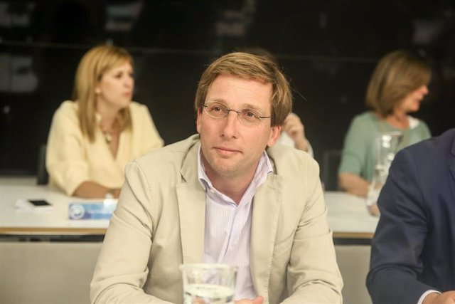Reunión del Comité Ejecutivo del PP de Madrid