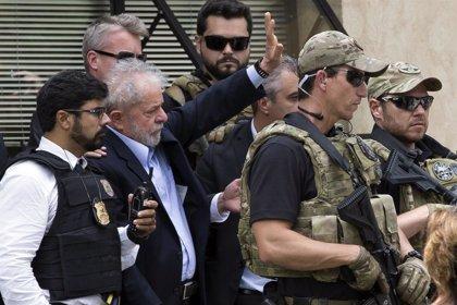 La Fiscalía de Brasil pide al TSJ que el expresidente Lula da Silva pase a cumplir su condena a un régimen semiabierto