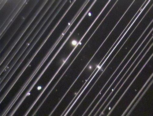 La comunidad astronómica alerta sobre las constelaciones de satélites