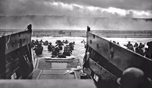 El éxito del desembarco de Normandía estuvo marcado por la astronomía