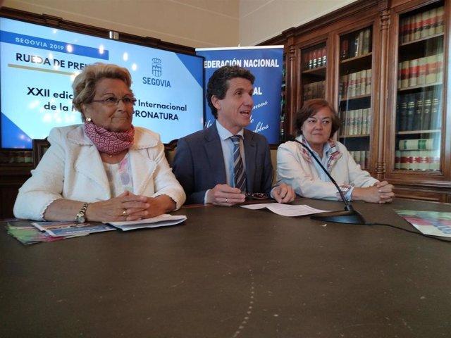 Segovia acogerá del 7 al 9 de junio la XII Feria Internacional de la Mujer Rural de Femur