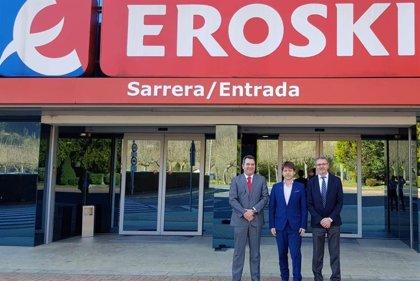 Viajes Eroski lanza, junto a ALD Automotive, una nueva línea de negocio de renting de vehículos