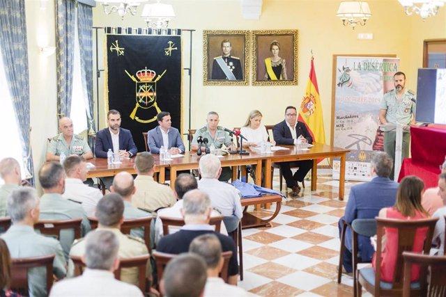 SaboresAlmería.-Unas 5.500 personas participarán en carrera cívico-militar 'La Desértica' el próximo 19 de octubre