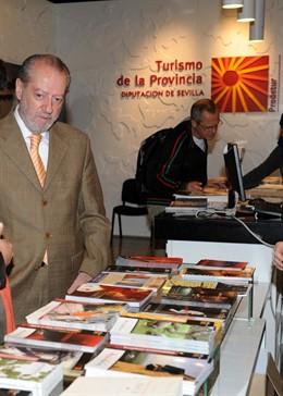 Sevilla.-Supera.-Arrancan los trabajos para modernizar tecnológicamente la Oficina de Información Turística Provincial