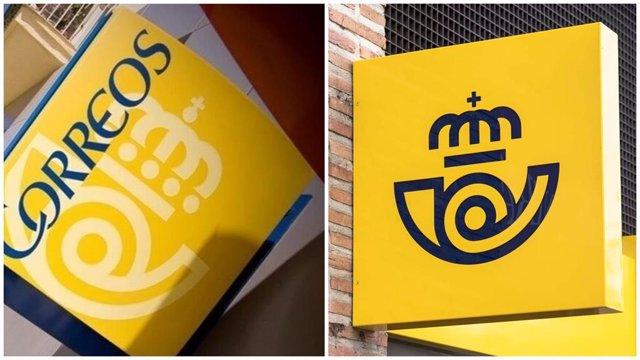 Nuevo logo Correos