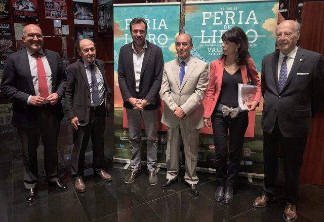 """Puente señala a Santiago López como ejemplo de que el Franquismo tuvo alguna """"cara positiva"""" en Valladolid"""