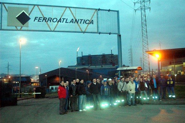 Trabajadores Ferroatlántica