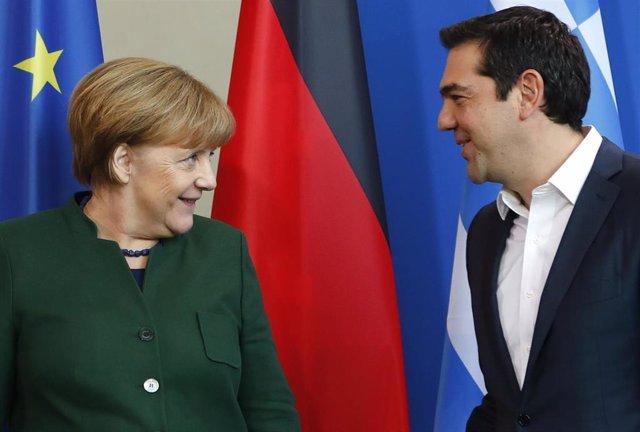 Grecia.- Grecia entrega una nota verbal a Alemania reclamando discutir las reparaciones por la Segunda Guerra Mundial